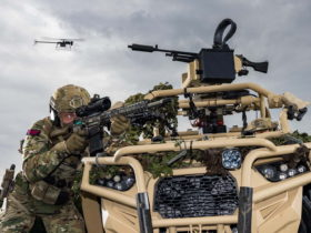 drone-swarms-give-royal-marines-a-boost,-in-groundbreaking-experimental-exercise