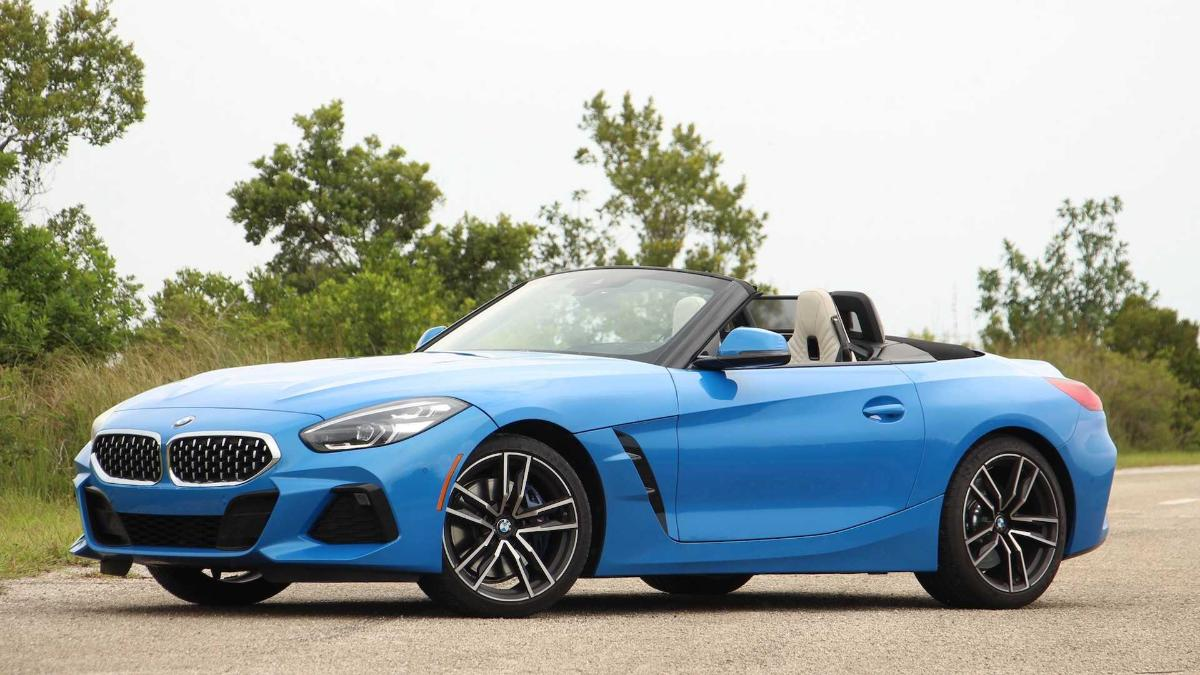 bmw-has-decided-to-completely-stop-selling-the-z4-roadster-with-manual-transmission