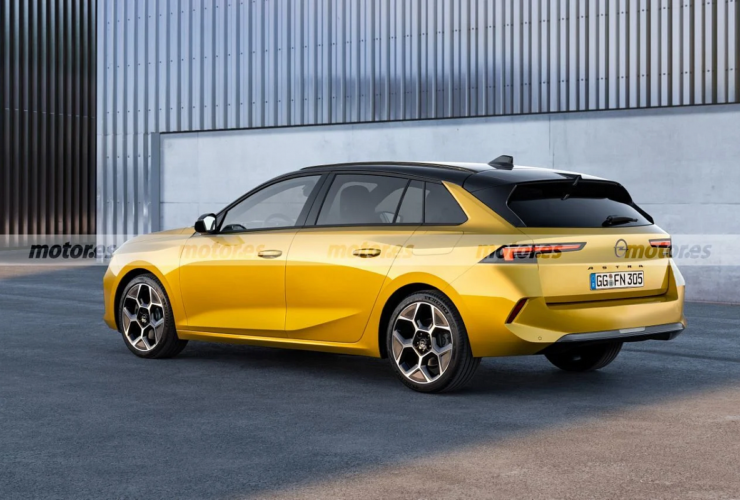 the-future-opel-astra-sports-tourer-2022-showed-on-an-accurate-render