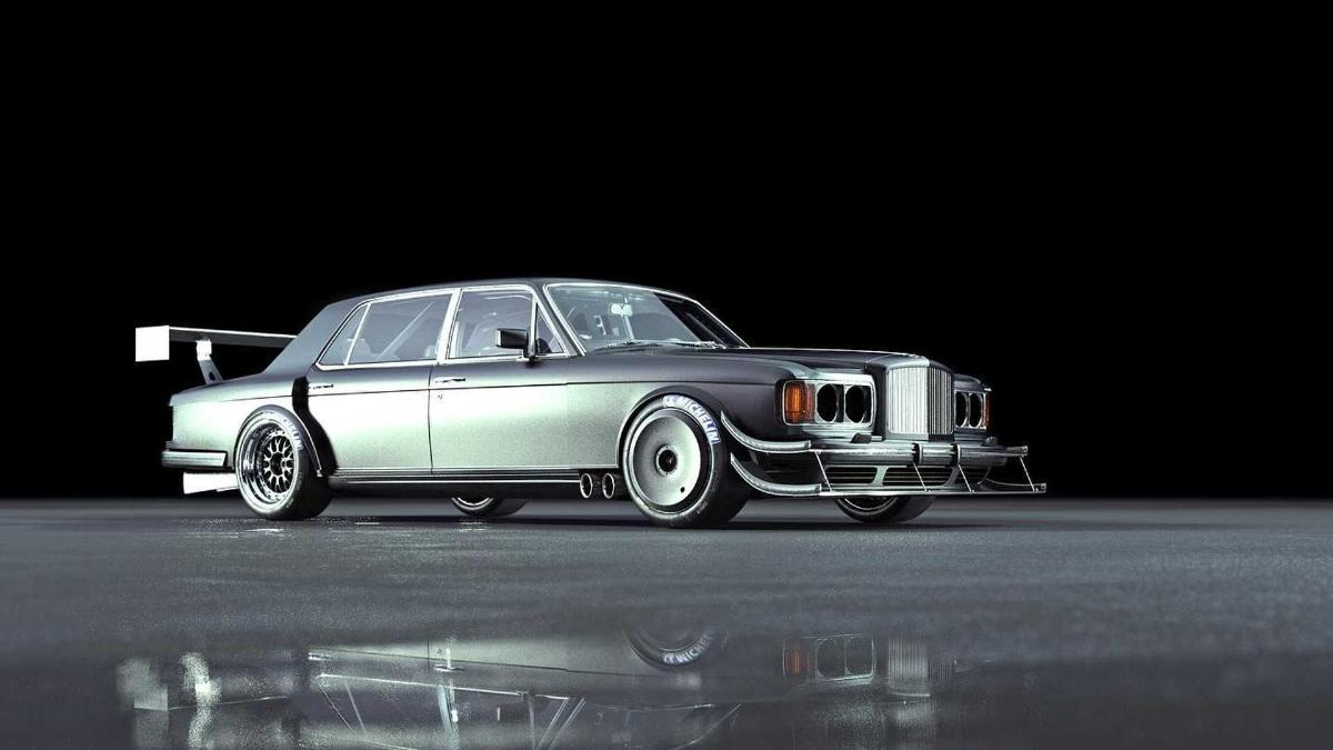 classic-bentley-turbo-r-made-for-pikes-peak-competition