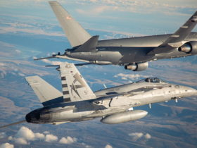 usaf's-youngest-tanker-kc-46a-one-step-closer-to-playing-in-the-big-boys'-league