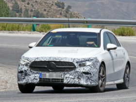 2022-mercedes-benz-a-class-spied,-time-for-the-hatch-to-go-under-the-knife