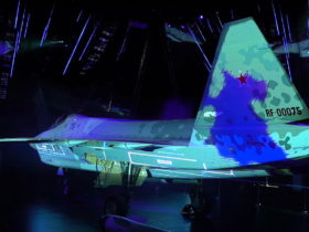 it's-here:-russia's-1,370-mph-5th-gen-fighter-can-engage-six-targets-at-once