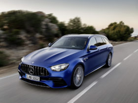 first-drive-review:-2021-mercedes-benz-amg-e63-s-wagon-packs-supercar-power-and-crossover-space