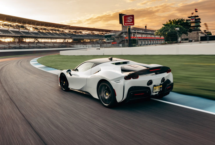 ferrari-claims-a-lap-record-for-the-sf90-stradale-at-indianapolis-motor-speedway