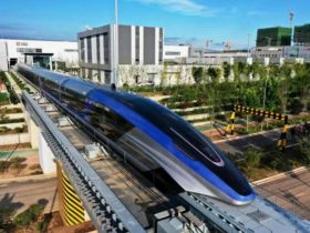 """china-launches-new-high-speed-""""floating""""-train,-can-reach-373-mph"""