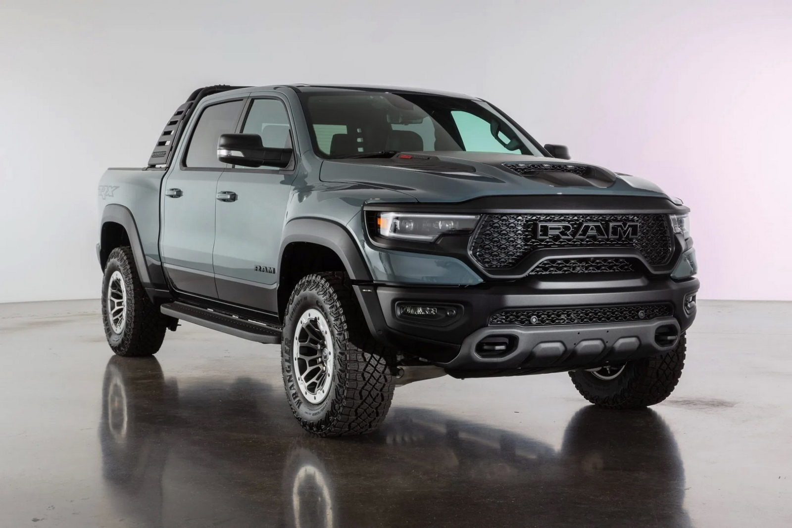 someone-just-bid-$100,000-for-this-2021-ram-1500-trx-crew-cab-launch-edition