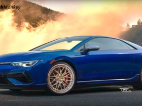 volkswagen-golf-r-coupe-redesign-looks-ready-for-drag-racing-domination