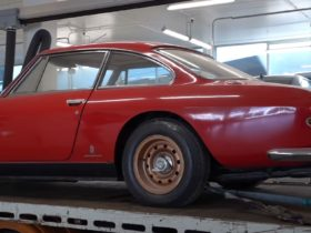 world's-oldest-ferrari-barn-find,-a-1967-330-gt-2+2,-remains-shrouded-in-mystery
