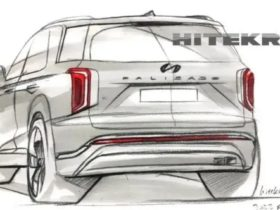restyled-hyundai-palisade-was-first-shown-on-a-sketch-without-protective-camouflage