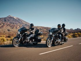bmw-debuts-r-18-transcontinental-and-r-18-b-in-the-cadillac-three's-new-mv