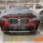 new-bmw-x3-crossover-revealed-in-spy-shots-ahead-of-chengdu-debut