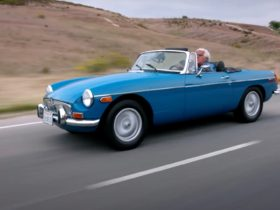 jay-leno-drives-a-tastefully-updated-1973-mgb