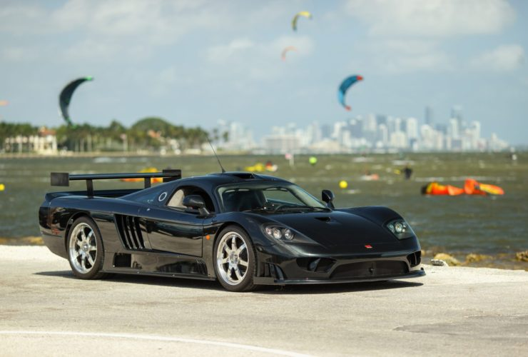now-is-your-chance:-1,300-mile-2005-saleen-s7-hits-bat