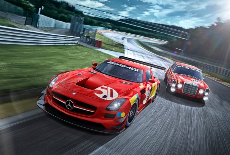 mercedes-amg-celebrates-its-first-major-success-50-years-ago-with-3-special-edition-gt3-cars