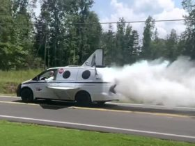 watch-this-guy-turn-an-old-minivan-into-a-redneck-space-shuttle