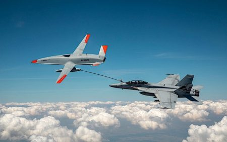fresh-video-shows-moment-when-military-drone-links-up-with-fighter-jet-for-ifr