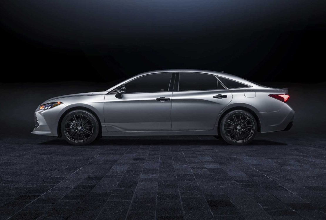 avalon-ends-in-2022,-as-toyota-sharpens-focus-on-crossovers-and-suvs