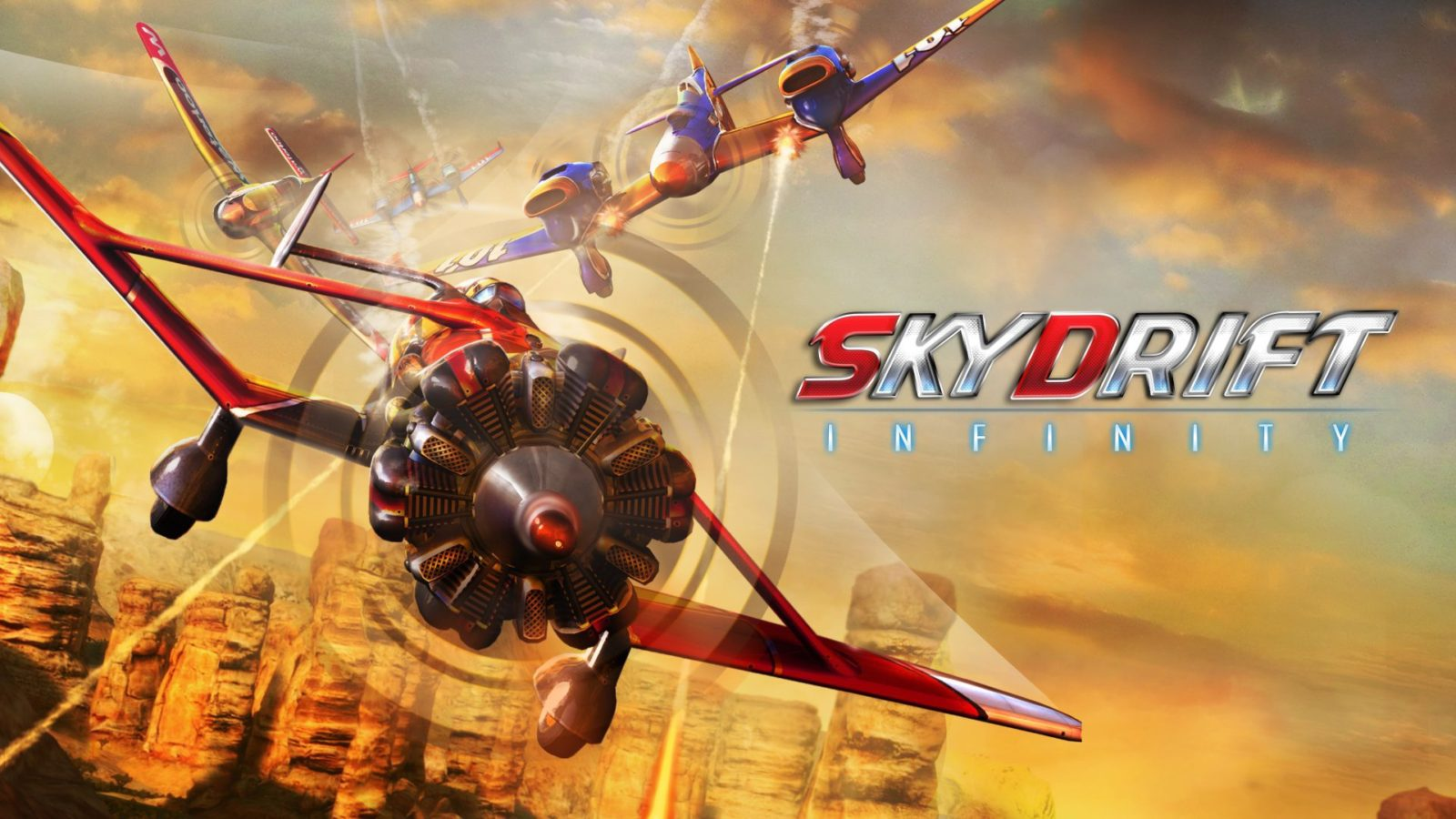 skydrift-infinity-review-(pc):-a-thrilling-airplane-racing-game