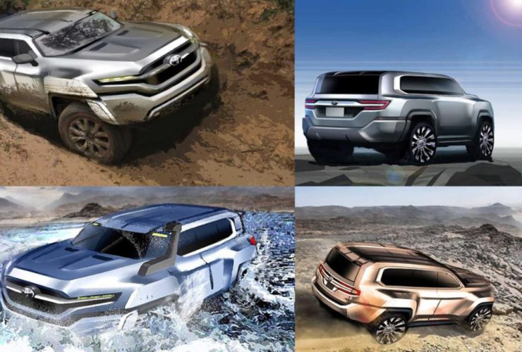 toyota-reveals-rejected-design-options-for-new-generation-land-cruiser-300