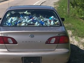 man-fills-up-his-car-with-beer-cans,-secures-meeting-with-the-police