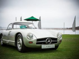 mercedes-benz-to-offer-an-sl-sports-cars-feast-at-the-pebble-beach-this-weekend