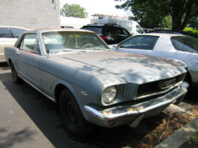 1966-ford-mustang-spent-years-in-storage,-then-parked-outside,-still-a-beaut