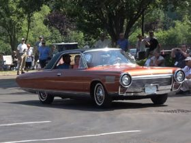 rare-1963-chrysler-turbine-comes-out-of-storage,-sounds-like-it's-about-to-fly