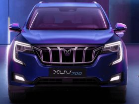 2022-mahindra-xuv700-makes-debut-with-new-corporate-branding
