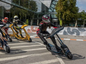helbiz-gears-up-for-the-eskootr-championship,-riders-will-race-on-60-mph-e-scooters