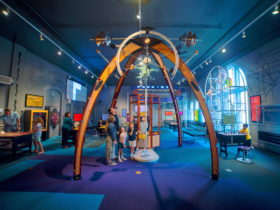 toyota-collaborates-on-interactive-exhibit-filled-with-mechanical-marvels