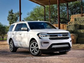 facelifted-2022-ford-expedition-rendered,-should-get-sync-4-infotainment