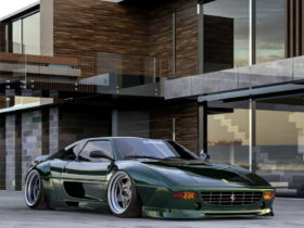ferrari-f355-gets-a-summer-(wide)-body,-liberty-walk-would-probably-approve