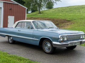 family-owned-1963-chevrolet-impala-is-very-clean,-shows-only-43,131-miles
