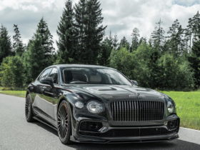 bentley-flying-spur-isn't-fast-enough-for-mansory,-tuner-bathes-it-in-carbon-fiber