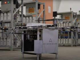 new-commercial-drone-from-a2z-can-make-multi-drops-without-touching-the-ground