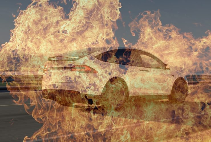 tesla-model-x-catches-fire-in-a-tesla-service-center-garage-in-luxembourg