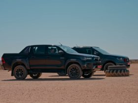 2021-ford-ranger-vs.-2021-toyota-hilux-drag-race-is-anyone's-guess