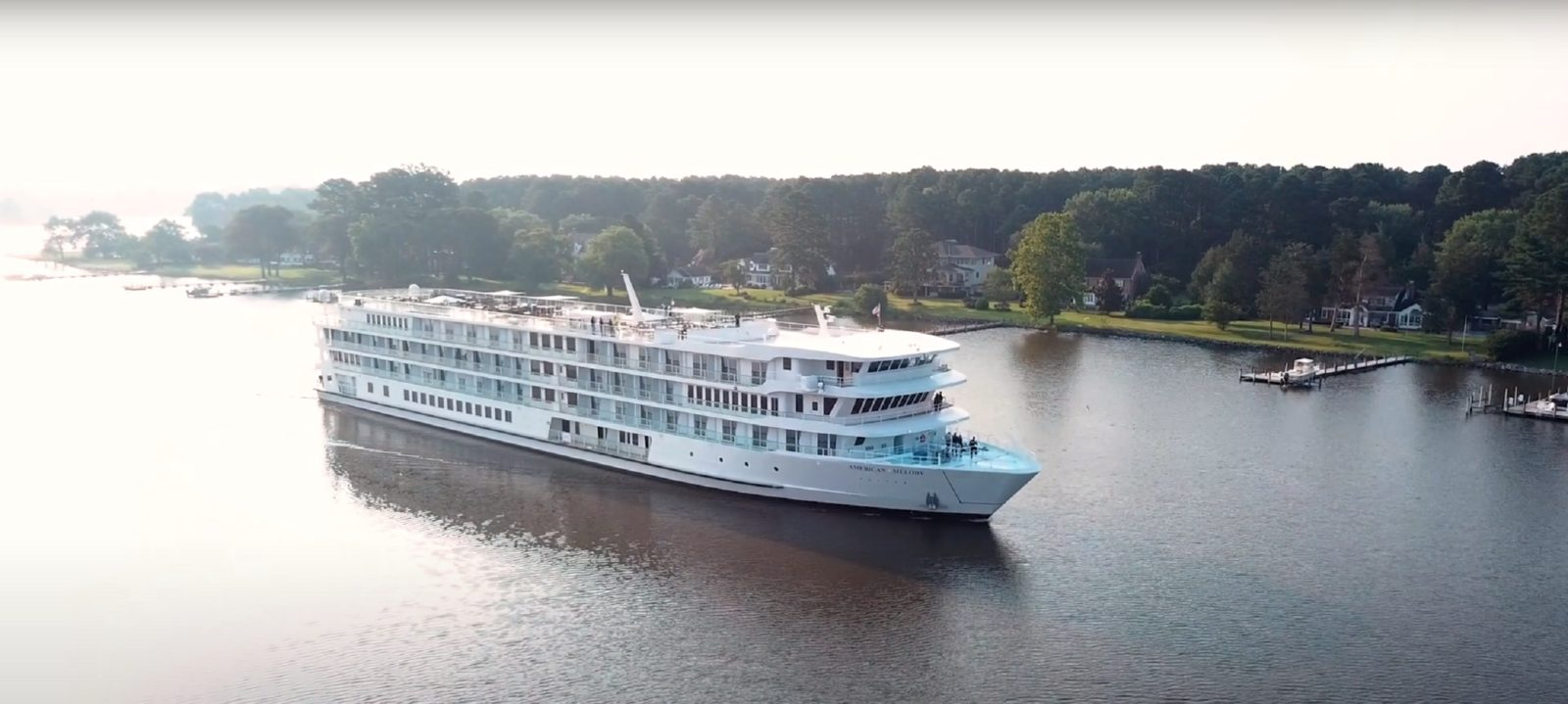 american-cruise-lines-kicks-off-its-longest-river-cruise-so-far,-on-its-newest-riverboat