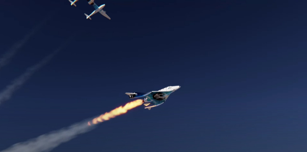 virgin-galactic-aims-for-first-commercial-flight-this-fall,-faa-might-rain-on-its-parade