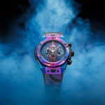 dj-snake-and-hublot-team-up-to-launch-an-epic,-iridescent-watch-with-a-bang