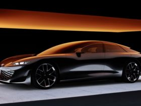 audi-grandsphere-concept-show-audi's-future-electric-flagship-and-technology