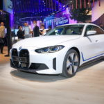 live-pics:-2022-bmw-i4-shows-its-electric-soul-in-munich,-looks-like-a-concept