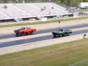 1970-pontiac-gto-drag-races-1969-dodge-super-bee,-the-judge-takes-a-beating