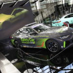 live-pics:-bmw-i4-m50-safety-car-plugs-into-the-heart-of-munich
