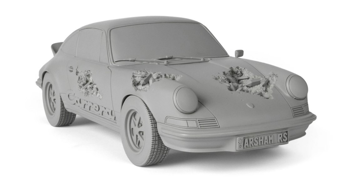 zombie-like-porsche-carrera-rs-with-no-paint-is-the-perfect-miniature-gift-for-a-lucky-few