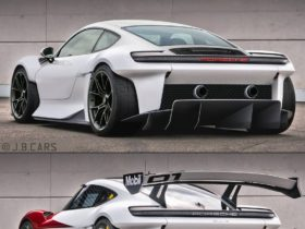 porsche-mission-r-ev-concept-unofficially-turns-into-next-cayman,-still-with-ice