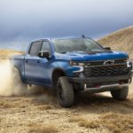 2022-chevrolet-silverado-1500-plays-defense-with-new-zr2,-bigger-touchscreen,-hands-free-driver-assist-system