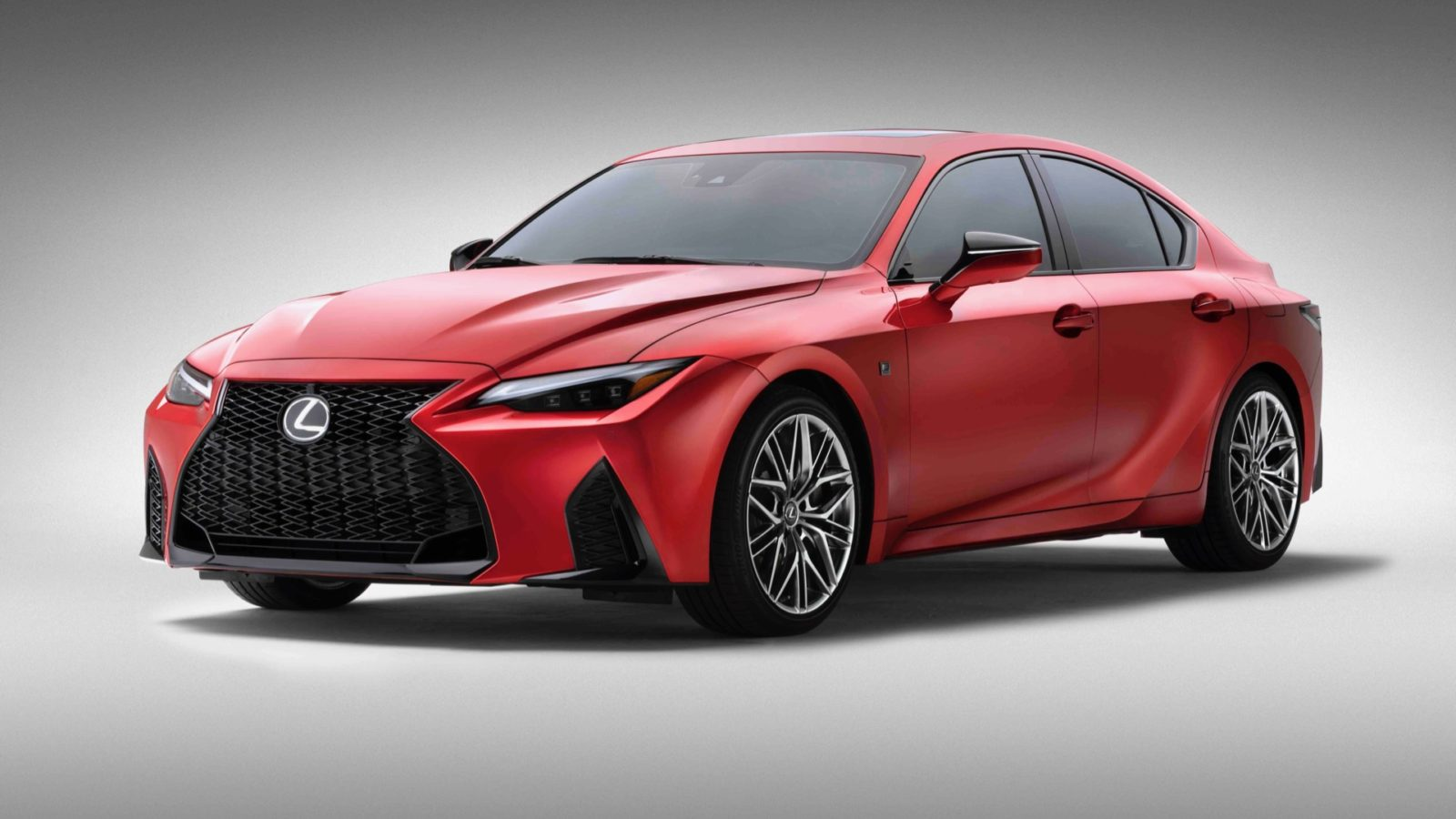 first-drive-review:-2022-lexus-is-500-f-sport-performance-leans-on-power-for-a-good-time