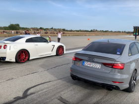 this-audi-rs-3-sedan-is-a-supercar-at-heart,-poor-nissan-gt-r-doesn't-even-know-it